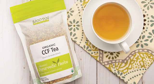 Introducing CCF Tea