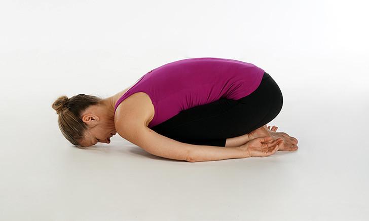 Ayurveda Vata Pacifying Yoga: Child's Pose | Banyan Botanicals