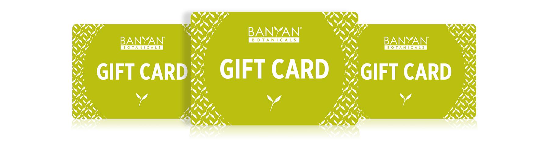 Banyan Botanicals Gift Cards