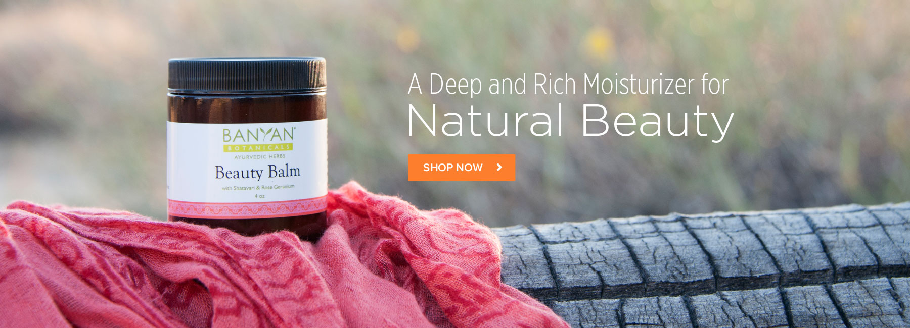 A Deep and Rich Moisturizer for Natural Beauty