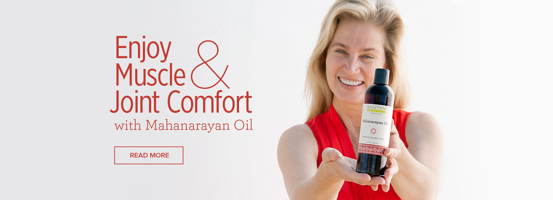 Enjoy Muscle and Joint Comfort with Mahanarayan Oil