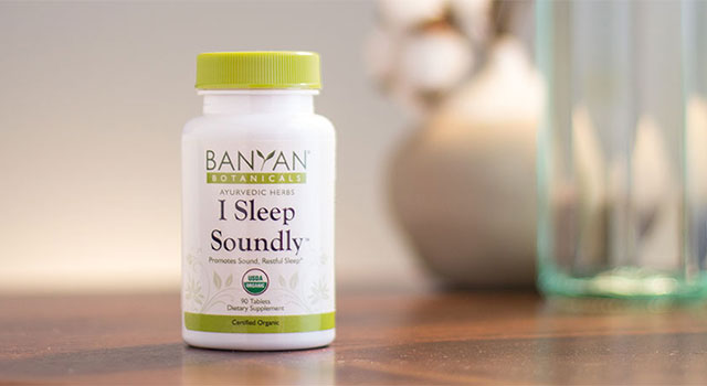 Find Your Zzz's with I Sleep Soundly