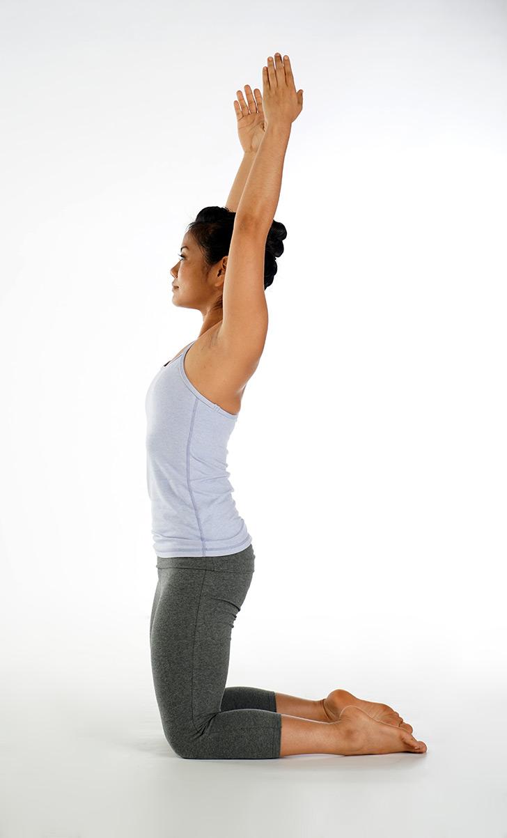 Ayurveda Pitta Pacifying Yoga: Child's Pose Flow | Banyan ...