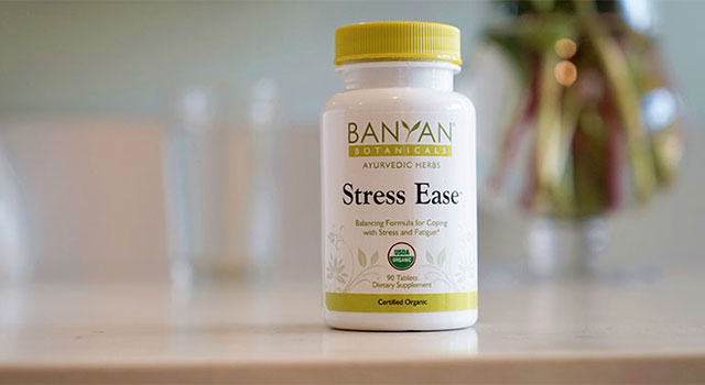 Stress Ease—Life's Perfect Companion