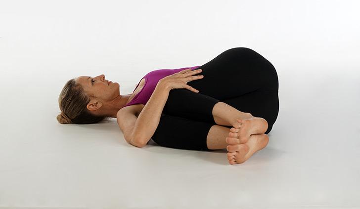 Supine Position Yoga Ayurveda Vata P...