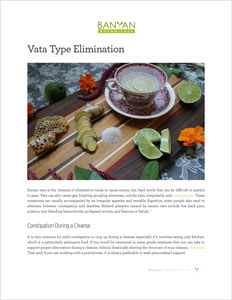 Vata-Type Elimination PDF