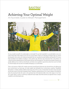 Achieving Your Optimal Weight PDF