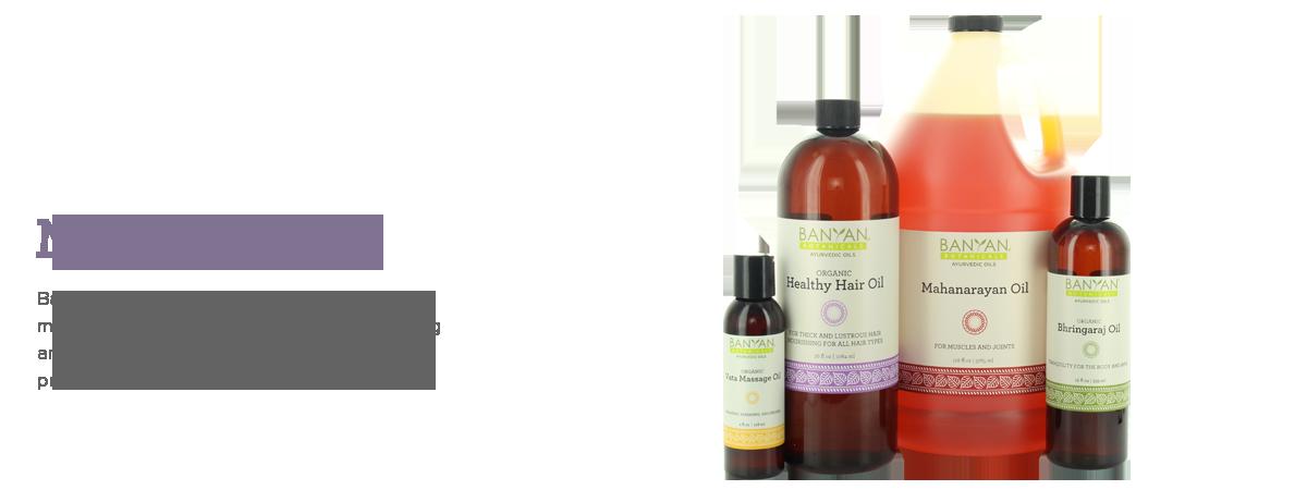 Massage & Herbal Oils