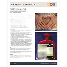 Elements of Ayurveda—Castor Oil Packs