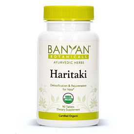 Haritaki tablets
