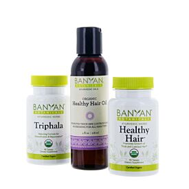 Healthy Hair Bundle