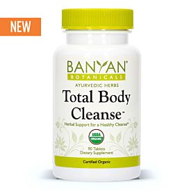 Total Body Cleanse tablets