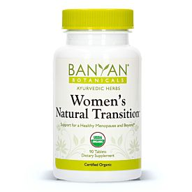 Women's Natural Transition™ tablets