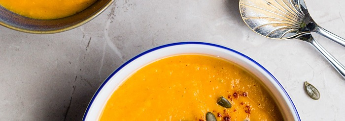 Cleanse-Friendly Carrot Ginger Soup