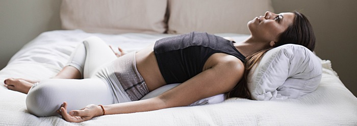 10 Gentle Yoga Stretches You Can Do in Bed