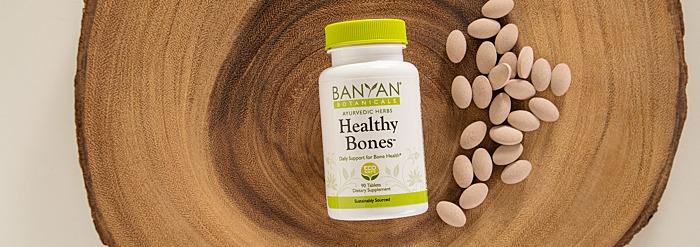 Healthy Bones: More Than a Calcium Supplement
