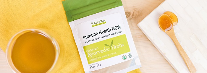 Immune Health NOW—Respiratory System Support for Spring 2020