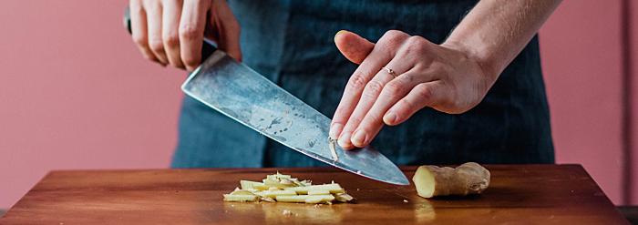 Kapha-Pacifying Recipe: Easy Ginger Pickle