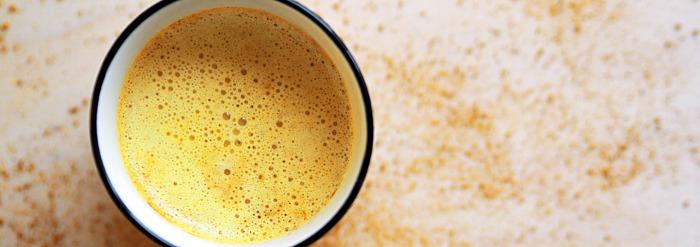 Vata-Pacifying Pumpkin Spice Latte