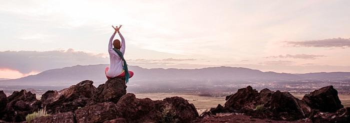 Sacred Yoga to Draw Your Energy Inward
