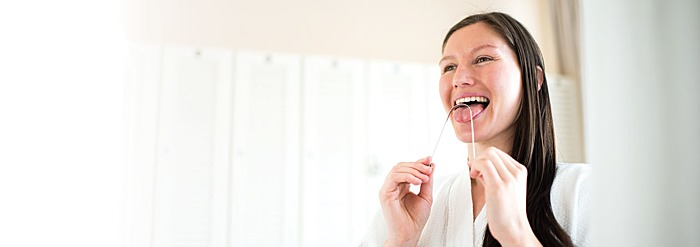 Let Me Introduce You to the Tongue Cleaner—Part of Ayurveda's Daily Mouth Routine