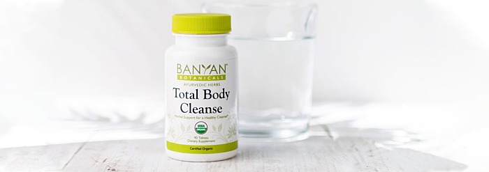 A Gentle Detox with Total Body Cleanse
